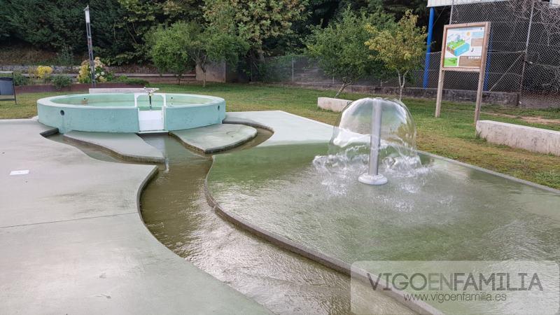 parque del agua de mos