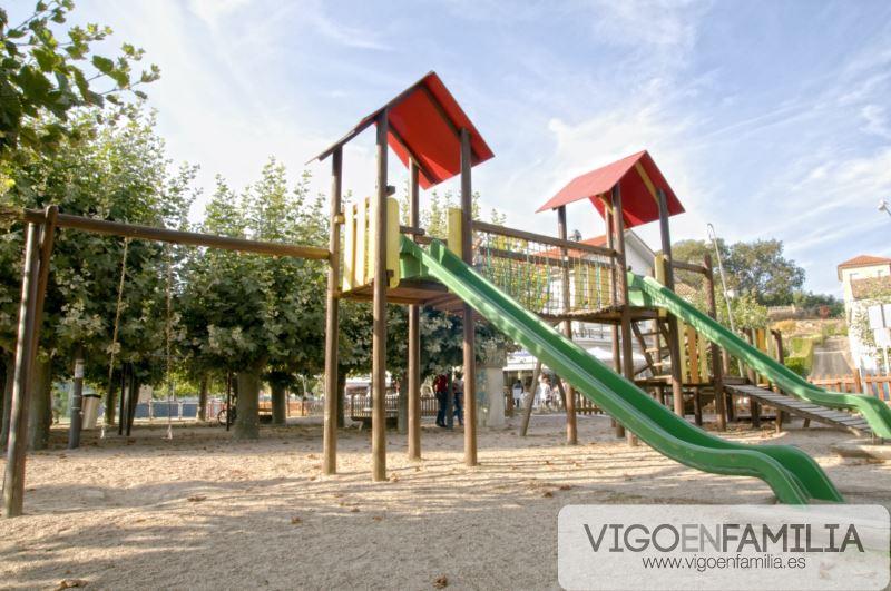 parque infantil la ramallosa
