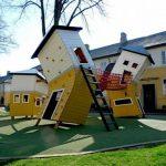 los mejores parques infantiles de madera del mundo