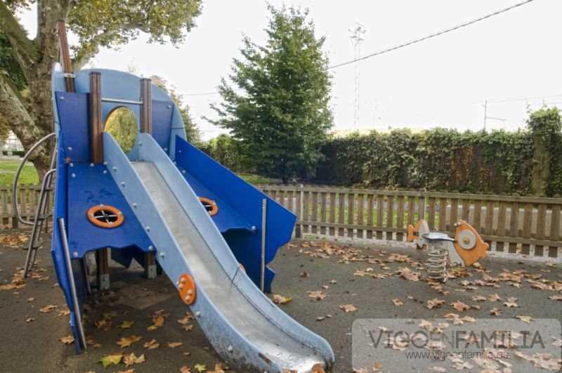 parque infantil areal vigo