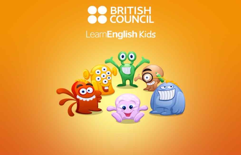 aplicaciones inglés niños