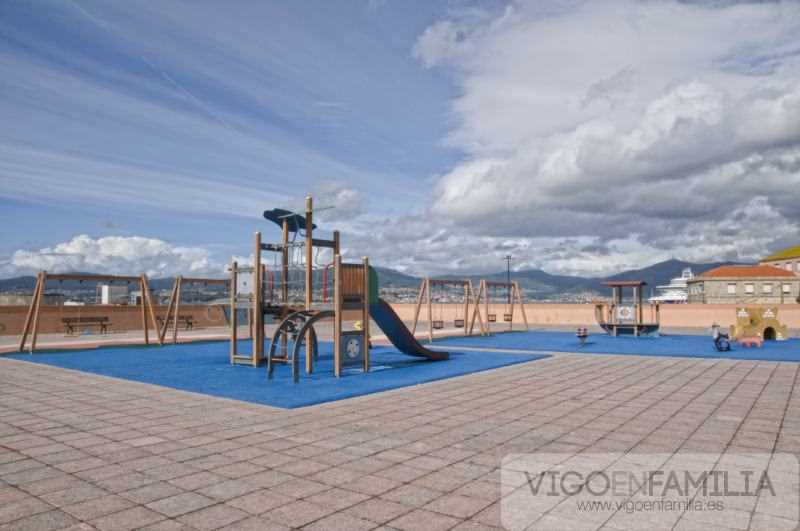parque infantil berbés vigo