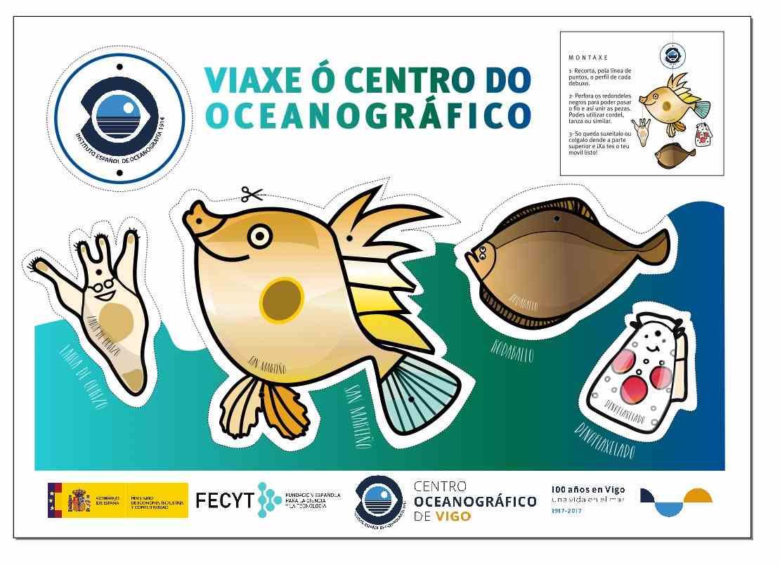centro oceanográfico de vigo