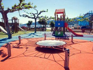 parque infantil arcade