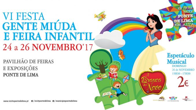 Festa da Gente Miúda e Feira Infantil