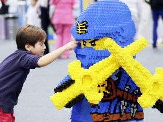 Princesas Disney y Ninjas será el eje principal en la LEGO Fun Factory