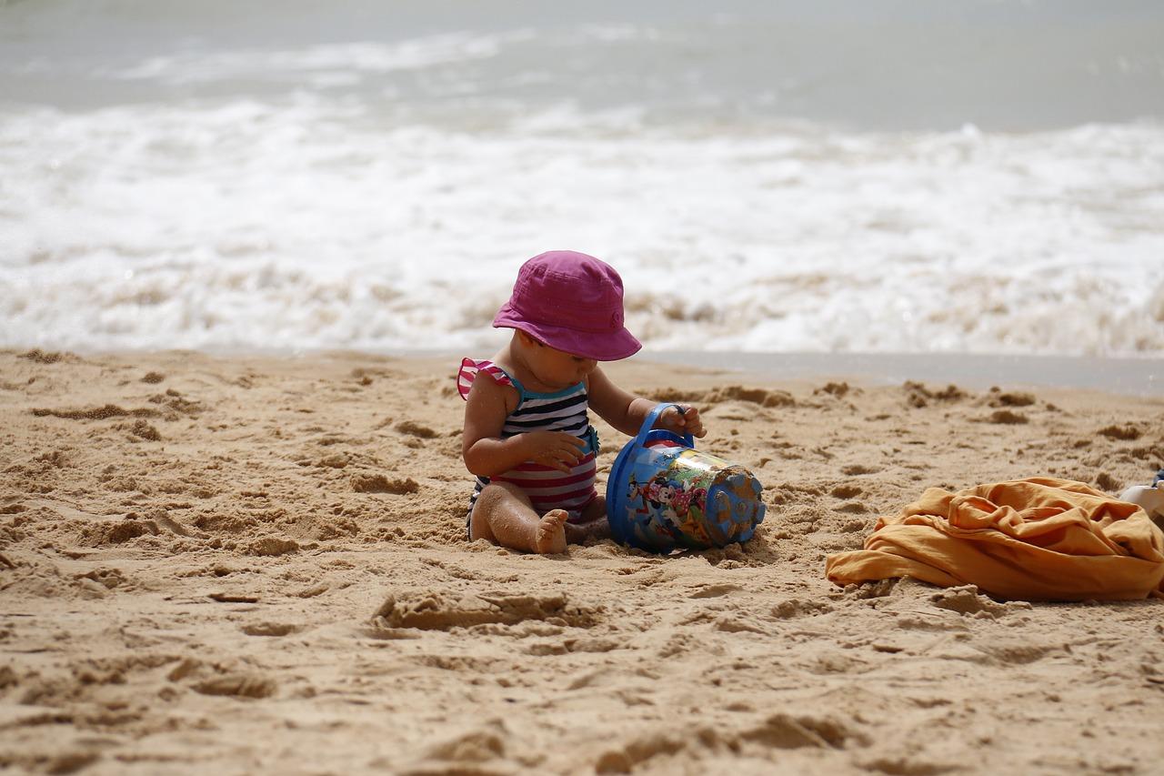 golpes de calor en niños