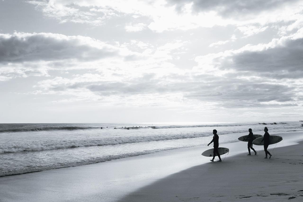 Surf en Patos