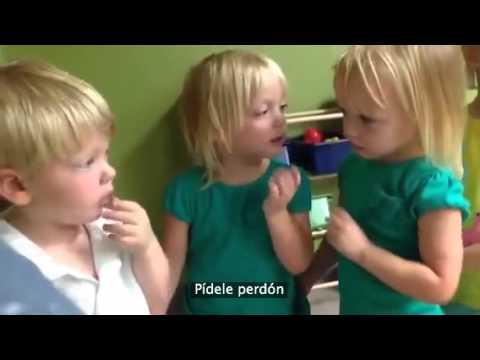 niños discusion