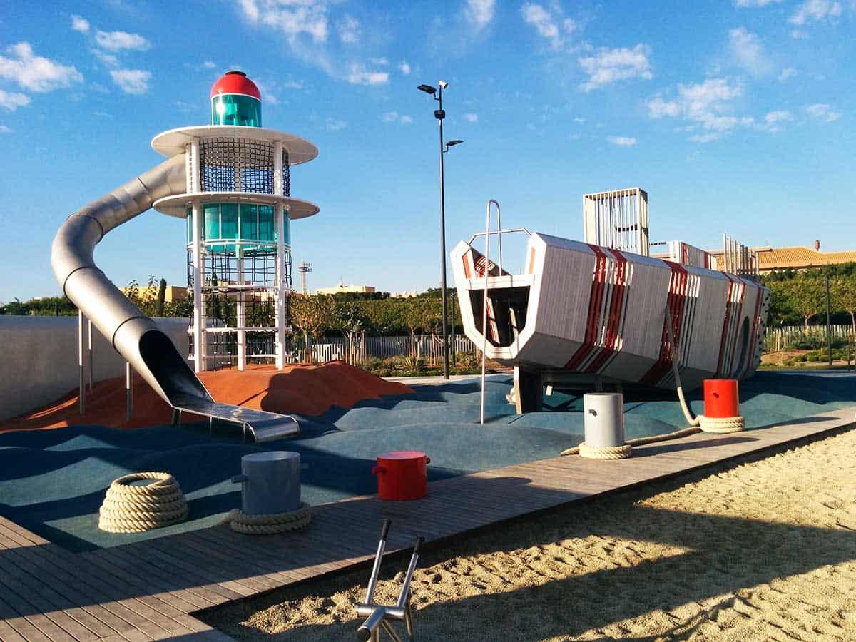 El Mejor Parque Infantil De España Está En Almería Vigo En Familia