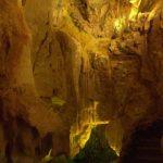 grutas da moeda con niños