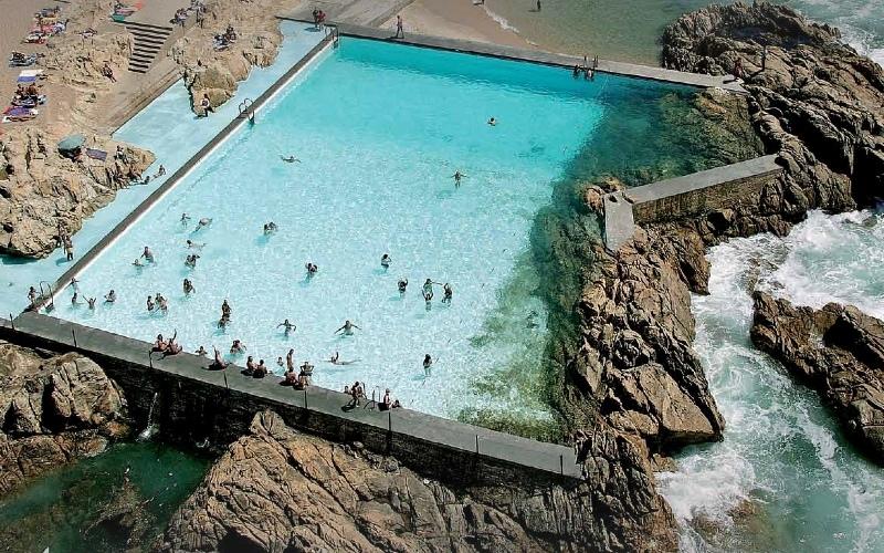 piscinas das marés