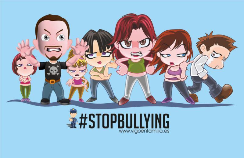 campaña contra acoso escolar
