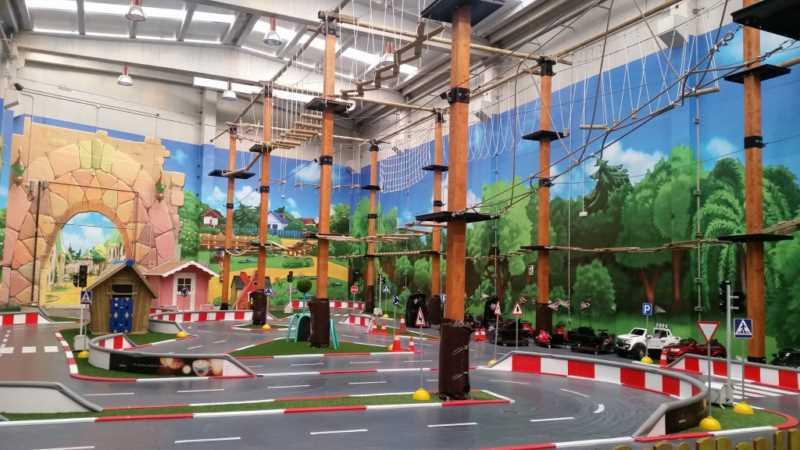 DivierttPark Parque de ocio indoor