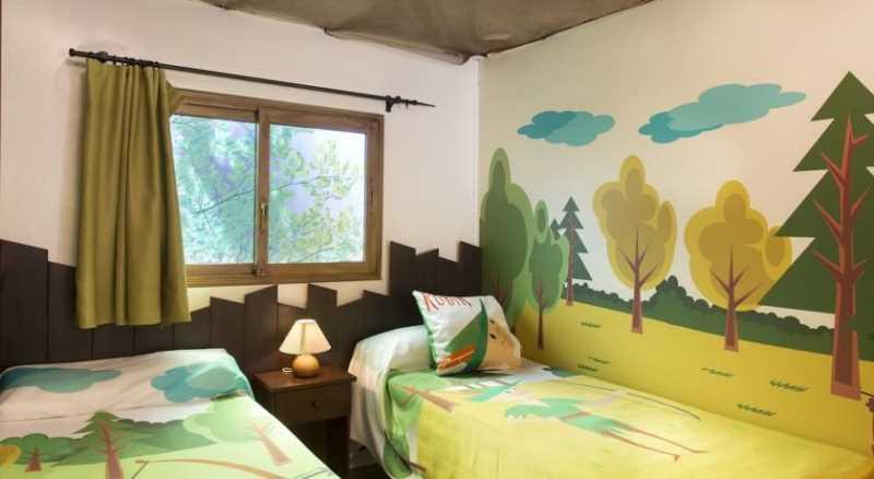 Hoteles con niños. Aqua Magic Robin Hood