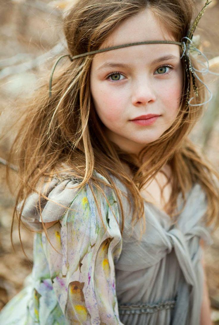 niños modelos