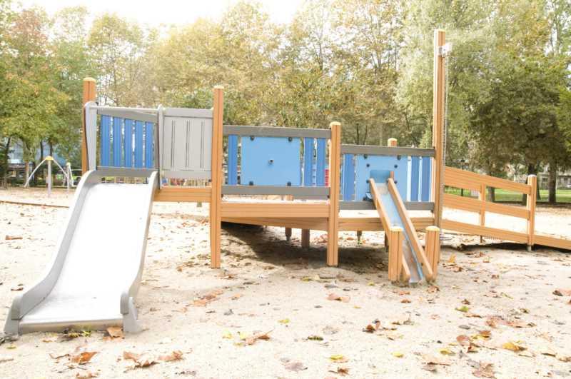 parque infantil castrelos vigo