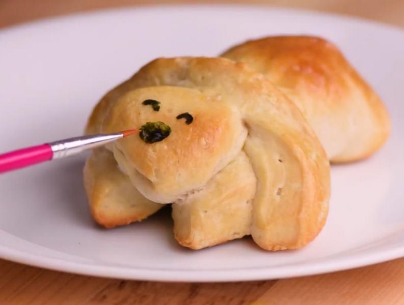 recetas para niños perritos calientes