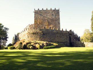 castillo de soutomaior