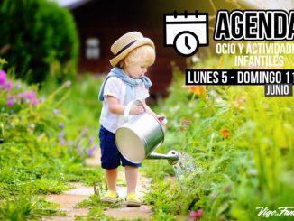 agenda de ocio infantil