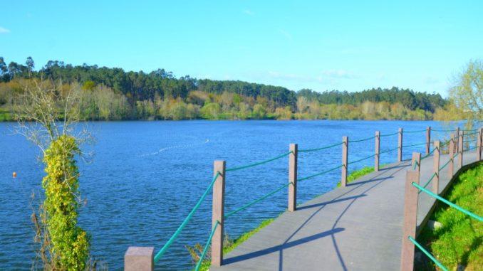 Ecopista del río Miño