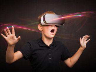 realidad virtual para niños