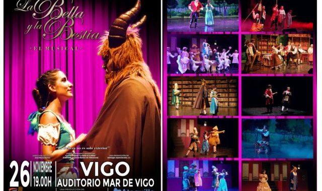 La Bella y la Bestia el Musical