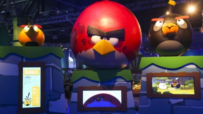 angry birds universe