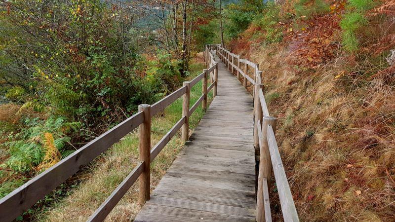 Ruta marginal del Río Miño