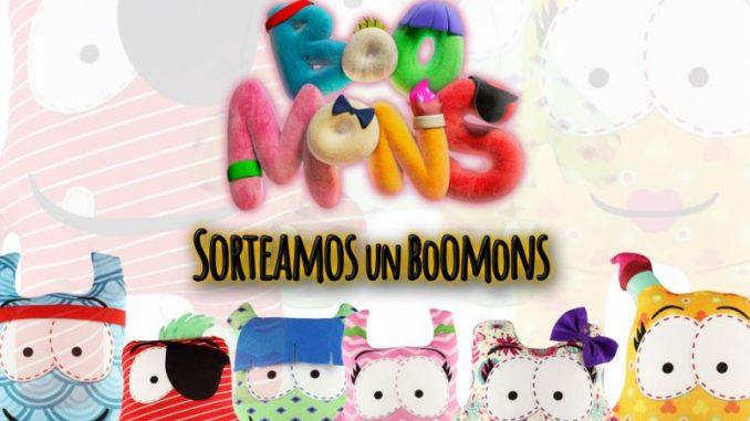 Sorteamos un muñeco Boomons