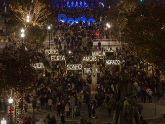 Navidad en Oporto