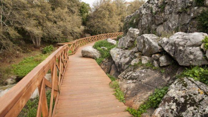 senda fluvial del rio fraga