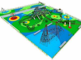 nuevo parque infantil de navia