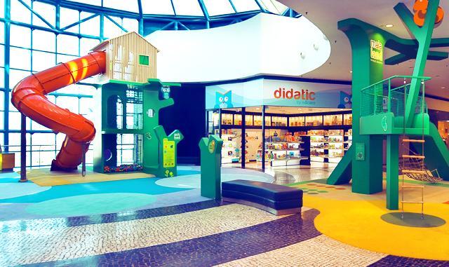 Parques infantiles gratuitos en el norte de Portugal