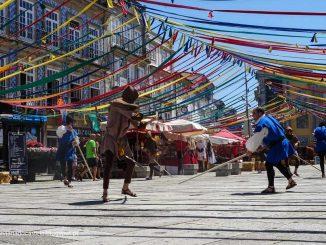 Feria Medieval en Viana do Castelo