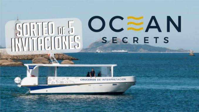 Sorteamos 5 invitaciones para Ocean Secrets