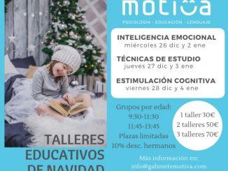 Talleres educativos Navidad