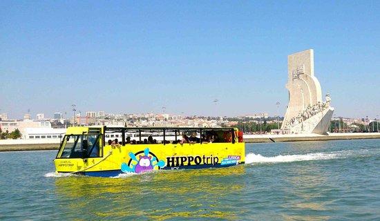 transporte anfibio de Vila Nova de Gaia