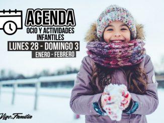agenda de ocio para niños de vigo