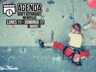 agenda de ocio para niños
