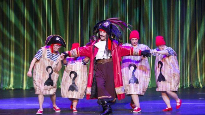 El musical inclusivo Peter Pan