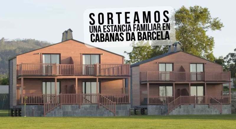 ESTANCIA FAMILIAR en Cabanas da Barcela