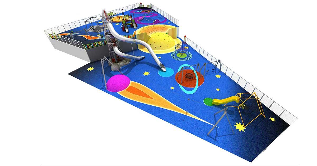parque infantil de jenaro de la fuente