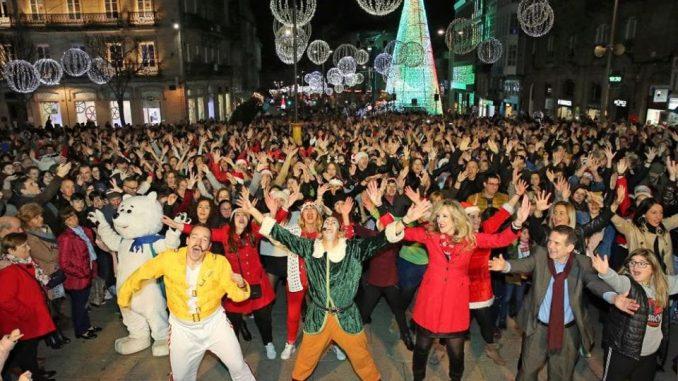 flashmob do nadal