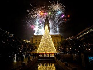 oporto no tendrá árbol de navidad