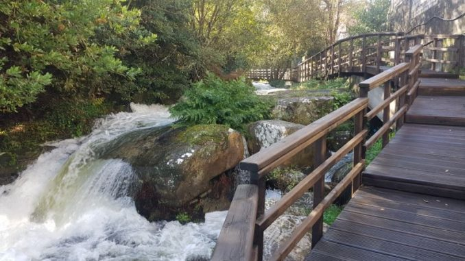 Paseo fluvial del Río Baíña