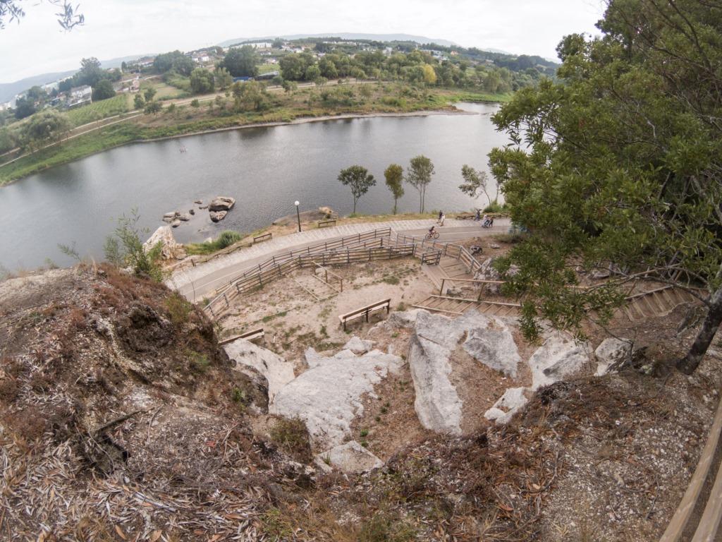 mirador del rio miño