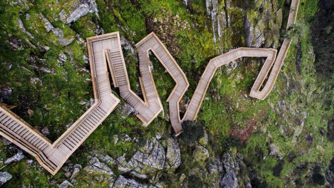 Las mejores pasarelas de madera en Portugal