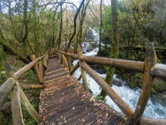 las cascadas más bonitas de Galicia