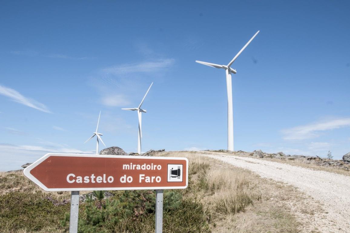 Mirador Castelo do Faro de Avión